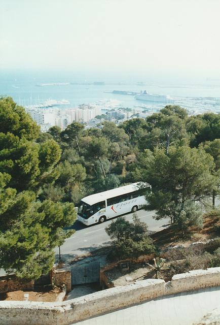 Autocares Florit coach - 28 Oct 2000