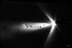 Kugelschreiber mit Beleuchtung ~ ballpoint pen with lighting