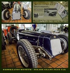 Delage Grand Prix Car 1926
