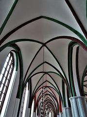 Nikolaikirche, interior 6