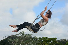 Dominican Republic, Over the Jungle