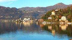 Lago d'Orta  - Isola San Giulio -