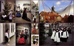 Kerst / Winter in de Vesting, Elburg: compilatie, 2
