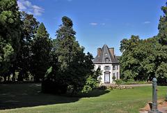 Château de Bellevue , demeure de Jean-Baptiste Bargoin