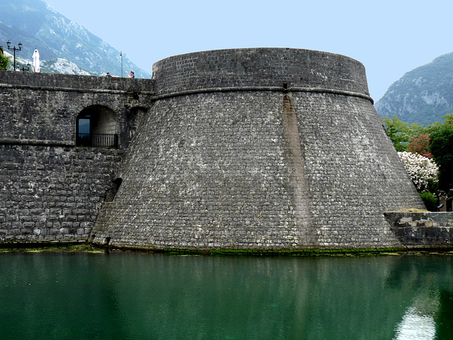 Kotor- Fortification
