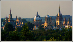 Oxford, City of Dreaming Spires