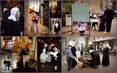 Kerst / Winter in de Vesting, Elburg: compilatie, 1
