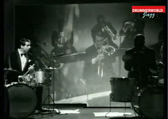 Kenny Clarke - Kenny Clare - Clarke - Boland Big Band- Volcano