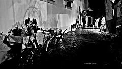 Schatten an der Wand . (PiP)