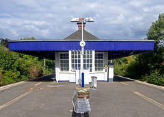 Muirend Railway Station, Glasgow