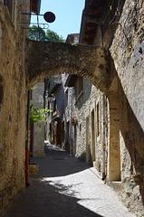 Dieulefit, la Viale (vieille ville) (2)