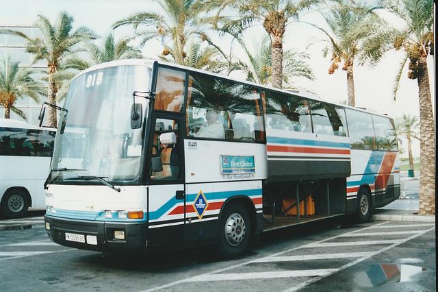 Autocares Batle 91B (PM 0099 BS) - 24 Oct 2000
