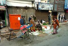 Delhi- Greengrocer #1
