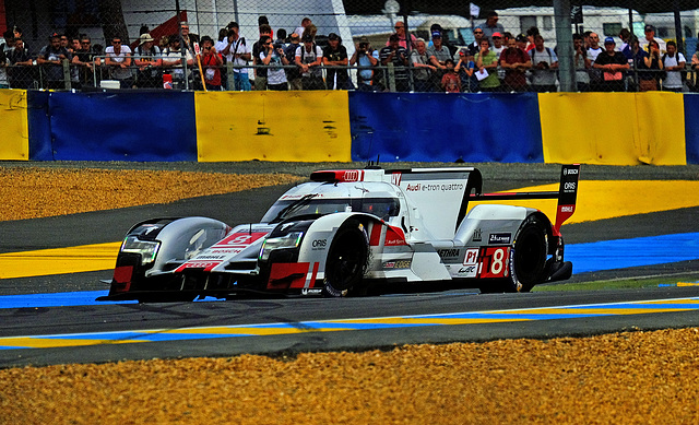 Le Mans 24 Hours Race June 2015 58 X-T1