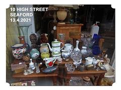 Seaford Secondhand Furnishings 10 High Street, Seaford, 13 4 2021