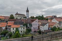 Litoměřice, Blick zum Dom St. Stephan - HFF