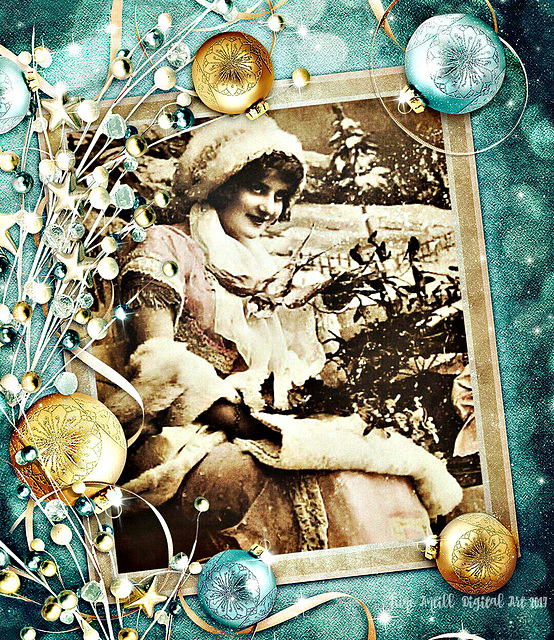 Wishing you all a Vintage Christmas