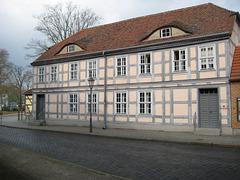 Luckenwalde - Fachwerkhaus