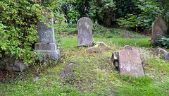 Unmarked Grave of Madge Jefferson, née Metcalfe - Stan Laurel's Mother