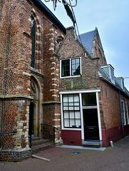 Hoorn 2016 – House next to a church