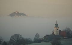 Nebel von tausend Teichen ;-)