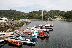 Gairloch Harbour,Scotland 11th September 2015