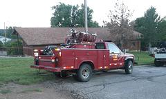 En cas de feu / In case of fire
