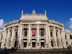 Wien, Burgtheater / Vienna, Castle Theatre