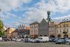 Marktplatz von Litoměřice (dt. Leitmeritz)