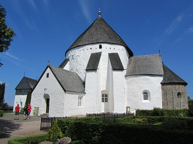 Bornholm -  Østerlarskirke
