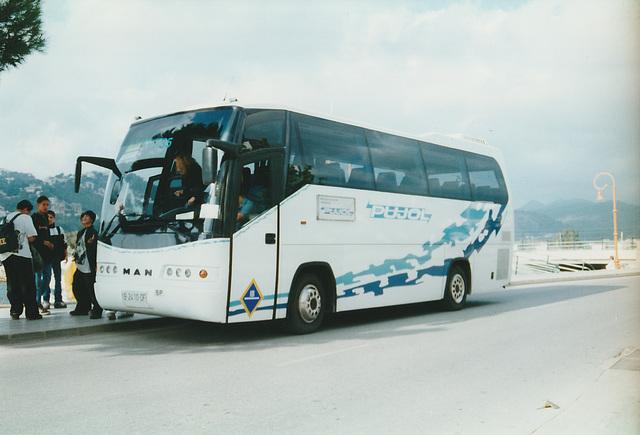 Alberti Pujol 35 (IB 2410 DF) - 30 Oct 2000
