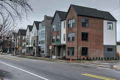Central Avenue Townhouses