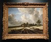 Wheat Fields by Van Ruisdael in the Metropolitan Museum of Art, February 2019