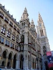 Wien, Rathaus / Vienna, Town Hall