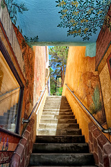 Some Bisbee Stairs