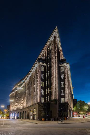 Sternstunde am Chilehaus (300°)