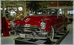 Chrysler New Yorker De Luxe Convertible V8 (1954)