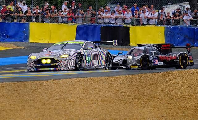 Le Mans 24 Hours Race June 2015 64 X-T1