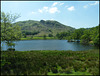 Rydal Water and Loughrigg