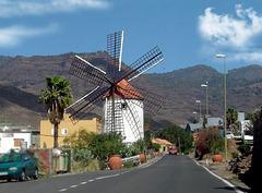 Le moulin de Mogan