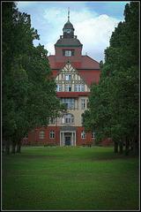 Lungenheilanstalt Beelitz, erbaut  1898-1930