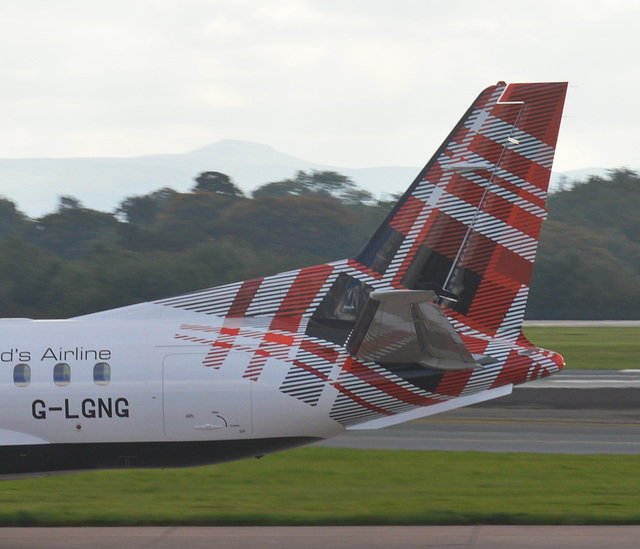 ipernity: Tails of the airways  Loganair - by Tractacus