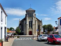 Sallertaine - Saint-Martin (nouvelle)
