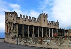 IT - Torri del Benaco - Scaliger Castle