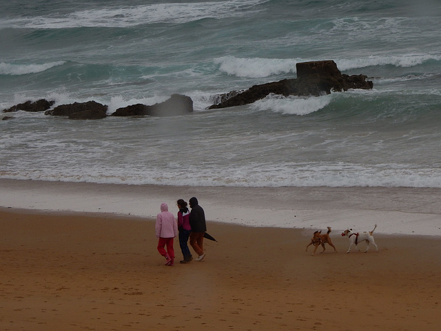seaside, Santander