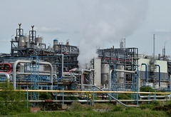 Runcorn- INEOS (Formerly ICI) Chemical Plant