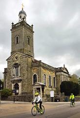 St Peter & St Paul's Church ~ Blandford.