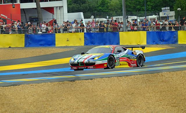 Le Mans 24 Hours Race June 2015 68 X-T1