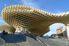 Spain - Sevilla, Metropol Parasol