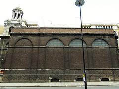 all hallows london wall, london